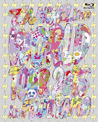 [画像:LIVE Blu-ray 初回限定盤 「WORLD TOUR 2015 in FUJIYAMA」]