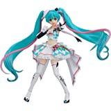 figma 初音ミク GTプロジェクト レーシングミク 2019ver. ノンスケール ABS&PVC製 塗装済み可動フィギュア
