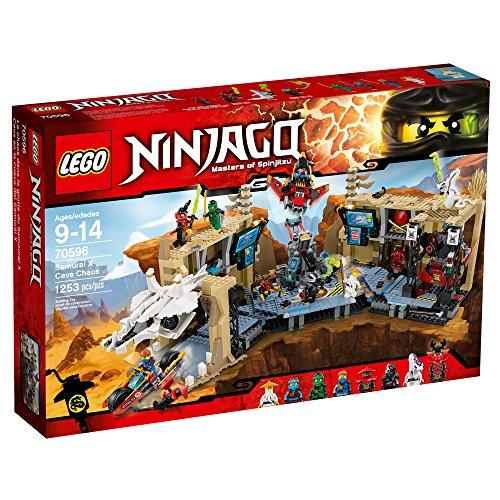 [해외] LEGO NINJAGO SAMURAI X CAVE CHAOS 70596-
