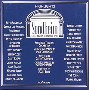 Sondheim: A Celebration at Carnegie Hall (Highlights)