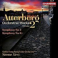 Atterberg: Orchestral Works Vol. 2-Symphony No.
