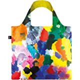 LOQI Museum Ernst Wilhem Nay's Irisches Gedicht Reusabe Grocery Bags, Multicolored