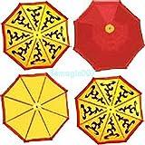 傘の色の変更(2回の変更)Umbrella Changes Color (Twice Changes) -- パラソルプロダクションマジック