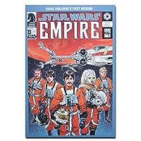 Empire Rogue Squadron 1st Mission オリジナル・ポストカード Star Wars Comics Empire Rogue Squadron 1st Mission カードギフト