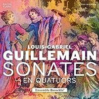Sonates En Quatuors by Guillemain