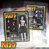 KISS Retro 8 Inch Poseable Action Figure Series 1 The Spaceman by Figures Toy Company