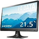 I.O DATA 21.5インチワイド モニター/LCD-MF223EBR/HDMI液晶モニタ/1920x1080/W-LED システム/フルHD/低減機能付き/HDCP/スピーカー内蔵/Switch·PS対応 (整備済み品)