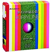 キャスコ(Kasco) ゴルフボール KIRA LINE 6個入り(2個パック×3)