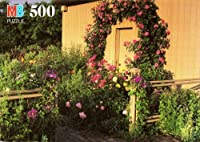 Croxley 500 Piece Jigsaw Puzzle - Climbing Rose