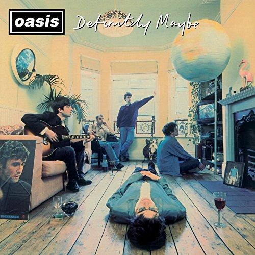 Definitely Maybe (Remastered) (Vinyl) [12 inch Analog]