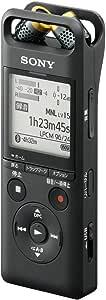 ソニー SONY リニアPCMレコーダー 16GB ハイレゾ録音/bluetooth対応 / 可動式マイク プリレコーディング対応 2018年モデル PCM-A10