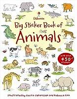 Big Sticker Book of Animals (First Sticker Books)
