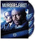 Murder in the First: Complete First Season [DVD] [Import]