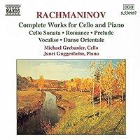 Sonata in G Minor for Cello & Piano Op 19