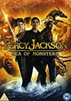 Percy Jackson: Sea of Monsters [DVD] [Import]