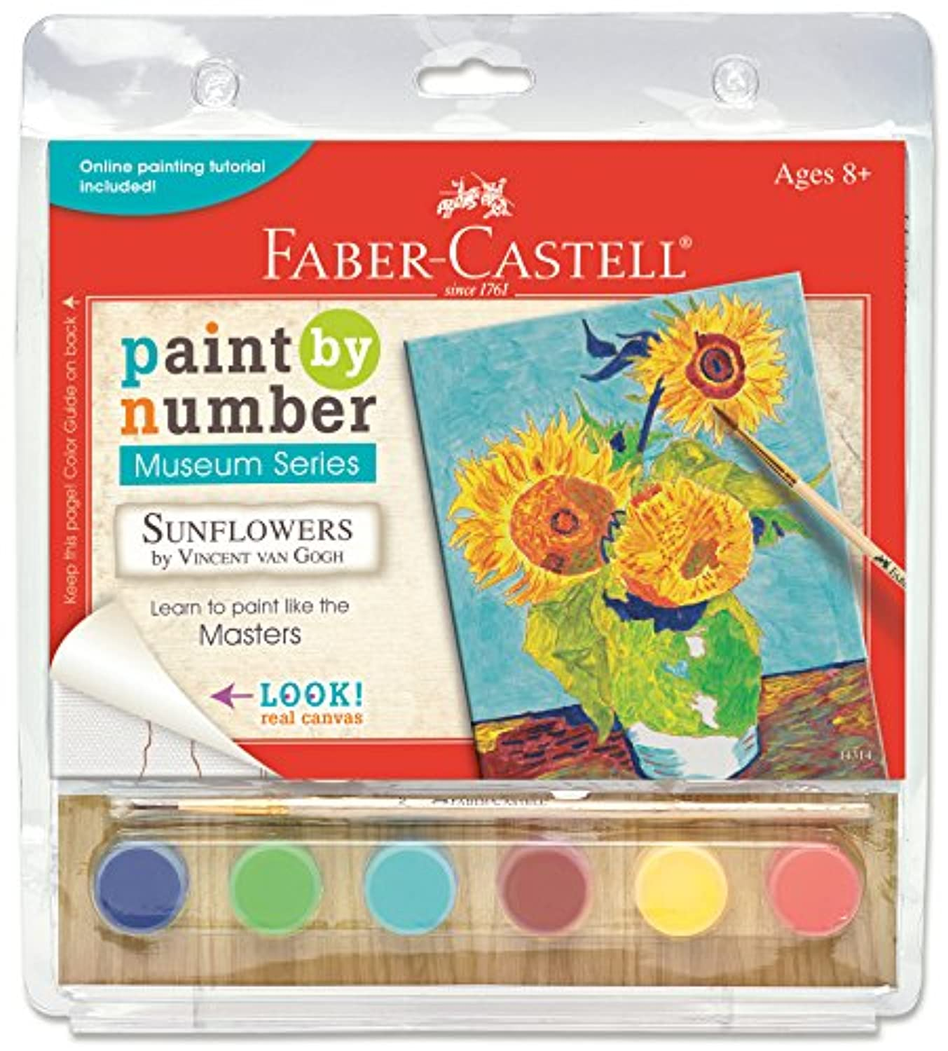 Faber-Castell Paint by# Museum シリーズ 14314