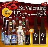 【世界が認めた新潟の地ビール】【バレンタイン福袋】 スワンレイクビール 飲み比べ 10本 詰め合わせセット 限定ビール入