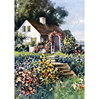 Paul Landry 300 Piece Puzzle Seaside Cottage