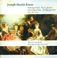 Kraus J.M.: Flute Quintet in