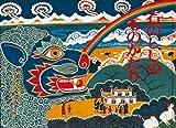 石のししのものがたり―チベットの民話による (こどものとも傑作集)