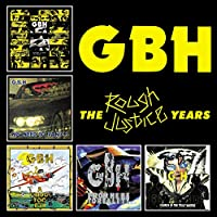 THE ROUGH JUSTICE YEARS: 5CD CLAMSHELL BOXSET
