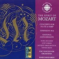 Concerto for Flute, Harp & Orchestra
