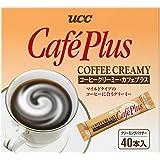UCC コーヒークリーミーカフェプラス ST(3g×40P) 120g