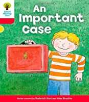 Oxford Reading Tree: Level 4: More Stories C: An Important Case by Roderick Hunt(2011-01-01)