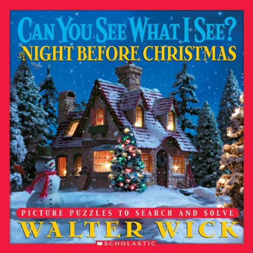Can You See What I See? The Night Before Christmasの詳細を見る