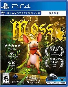 Moss: VR (輸入版:北米) - PS4