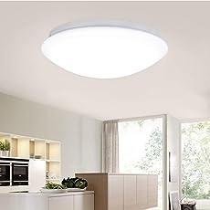 LEDシーリングライト 15W 小型 天井照明 ~6畳 洗面所/玄関/廊下など 室内照明 省エネ PSE認証済み 昼光色