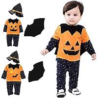 HMT 【エイチエムティー】子供用ハロウィン衣装 かぼちゃ ベビー パンプキン 女の子 男の子 仮装 かぼちゃ パンプキ…