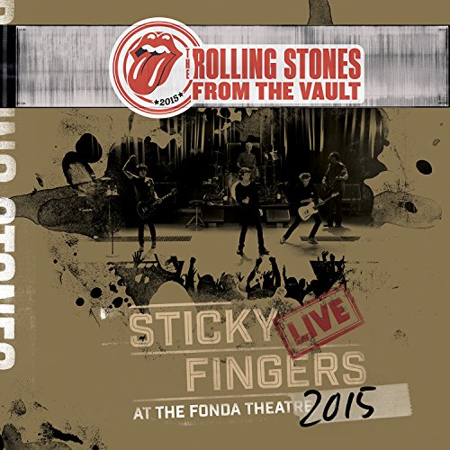 From the Vault - Sticky Fingers: Live at Fonda [Analog]
