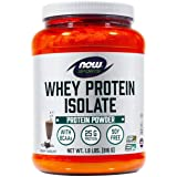 Now Foods Sports, Whey Protein Isolate, Dutch Chocolate, 816g