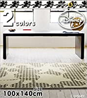 MICKEY/Plover form RUG/ミッキー/プルオーバーフォームラグ/size100×140cm
