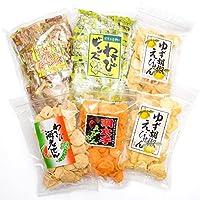 吉松 豆菓子 えびせん 詰め合わせ お花見 セット お菓子 宴会 おつまみ 5種類 (280g×2袋 80g×4袋)