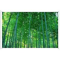竹林2のティンサイン 金属看板 ポスター / Tin Sign Metal Poster of Bamboo Forest 2