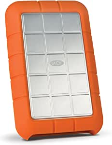 LaCie HDD ポータブルハードディスク 1TB USB3.0 FireWire800 Mac対応 Rugged Triple LCH-RG010T3