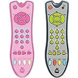 JAGETRADE 赤ちゃん音楽テレビ携帯電話リモコン電気番号学習教育キッズおもちゃギフト