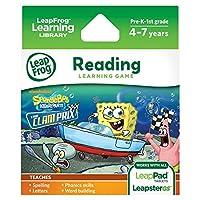 リープフロッグ LeapPad エクスプローラ 学習ゲーム スポンジボブ クラムプリ 並行輸入品