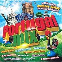 Portugal Mix - Varios Artistas [CD] 2017