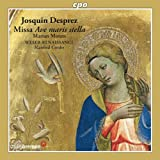 Amazon.co.jpジョスカン・デ・プレ:ミサ曲とモテトゥス集 (Desprez: Missa Ave Maris Stella; Marian Motets)