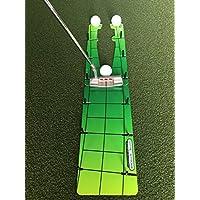 Eyeline Golfユニセックス合計ストロークPuttingシステムbyジョン&ジム?McLean