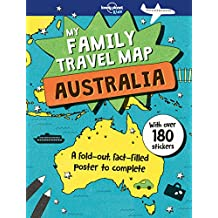 My Family Travel Map - Australia
