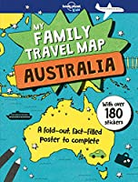 My Family Travel Map Australia (Lonely Planet Kids)