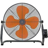 山善 45cm工業扇風機 (床置き式)(ロータリースイッチ)(風量3段階) YKY-457