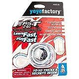 Yoyofactory Fast 201 Yo-yo - Blue