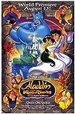 Aladdin and the King of Thievesポスター映画( 11x 17インチ–28cm x 44cm ( )
