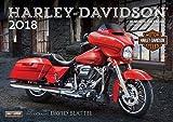 「ハーレー・ダビッドソン」2018年カレンダー