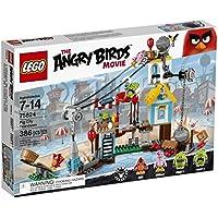 [レゴ]LEGO Angry Birds 75824 Pig City Teardown 6137896 [並行輸入品]